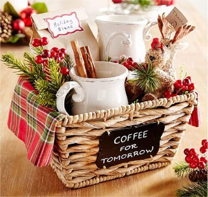 ideia de caixa surpresa para Natal Foto Pier 1