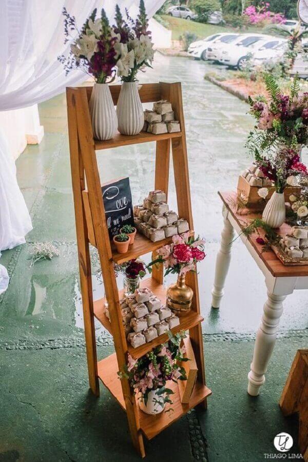 lembrancinhas para festa bodas de cristal Foto Casa das Amigas