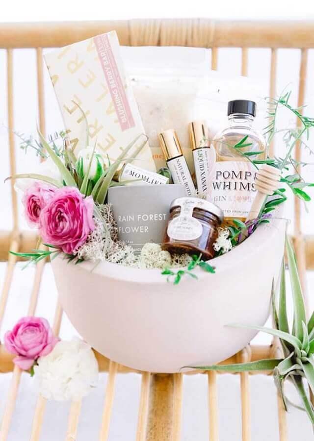 linda caixa surpresa para namorada Foto Webcomunica