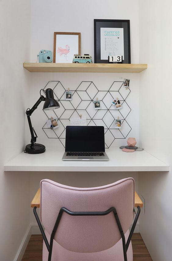 Luminárias de mesa escritório articulada