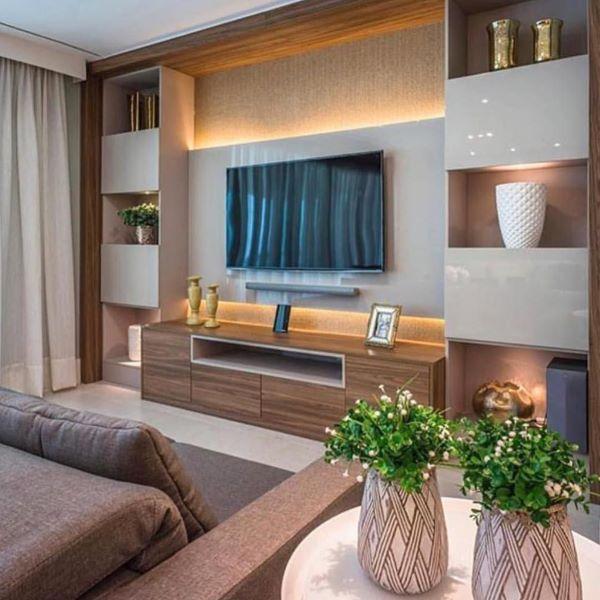 Veja como escolher um painel para tv 50 polegadas para sala moderna!