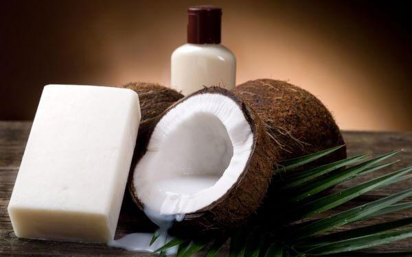 Sabão de coco artesanal, siga a receita
