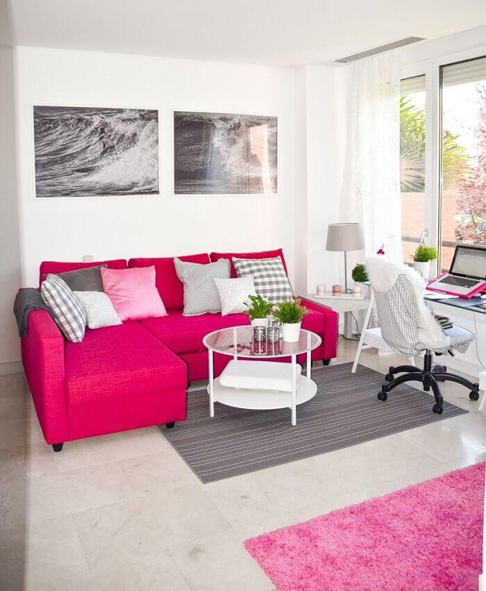 Anote as medidas de cada cômodo antes de escolher o móvel ou eletrodoméstico que irá fazer parte do ambiente