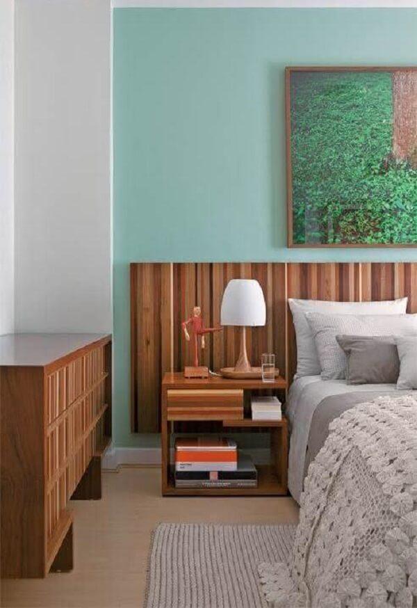 Cores para quartos em azul claro trazem aconchego