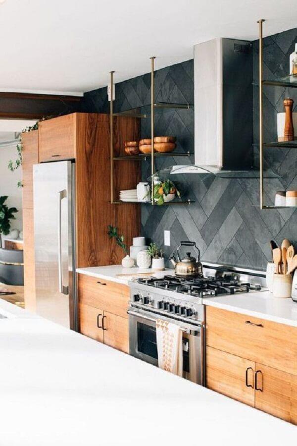 Avalie as medidas da bancada para que o fogão de embutir se encaixe corretamente no local
