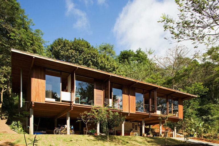 Conheça os diferentes tipos de madeiras para construção