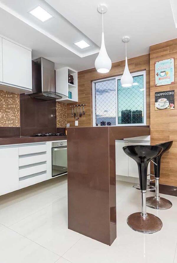 Cores de granito marrom