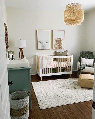 Quarto de bebê planejado