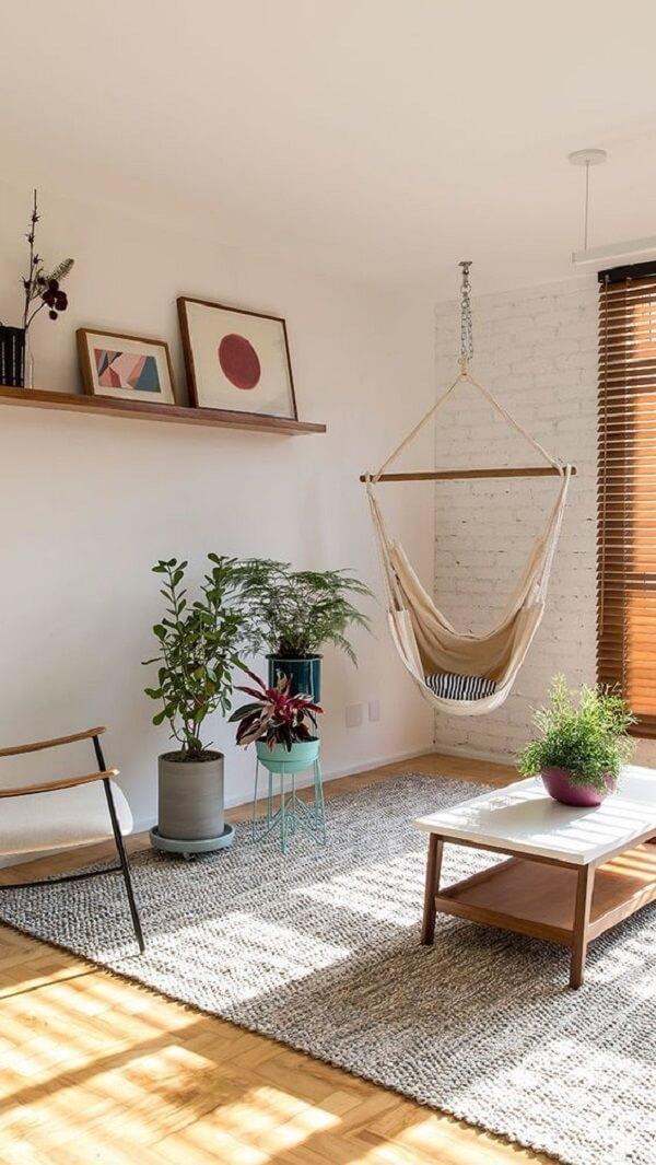Aprenda como fazer oásis em casa com redes de descanso