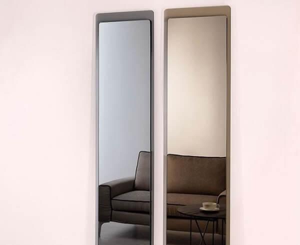Conheça a diferença entre espelho fumê bronze