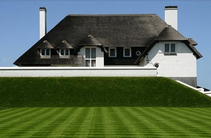 O telhado verde traz conforto acústico e isolamento térmico na hora de construir uma casas sustentável