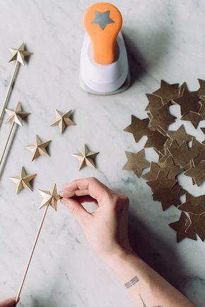 Aprenda como fazer estrela de natal para decorar sua festa natalina