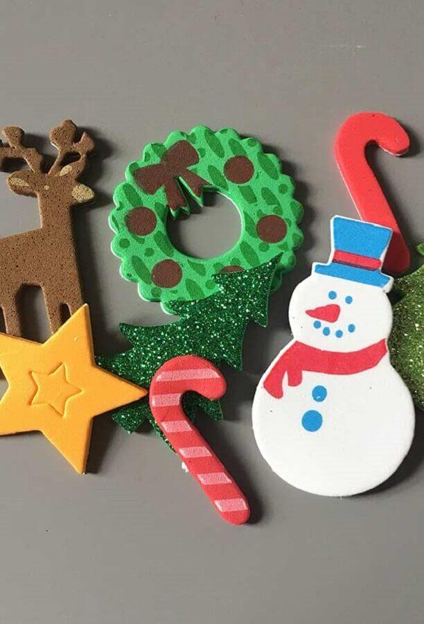 Christmas decorations eva for Christmas tree Photo Pinterest