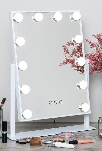 Espelho camarim de mesa