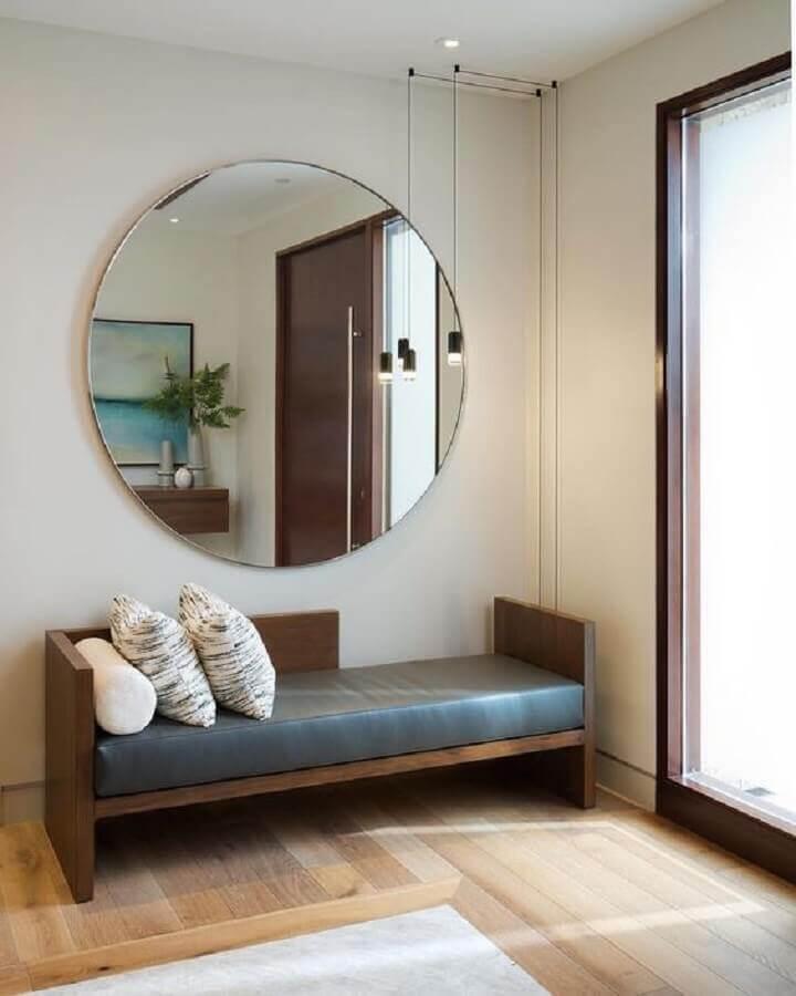 Espelho Sem Moldura: +57 Modelos para Inspirar sua Decoração