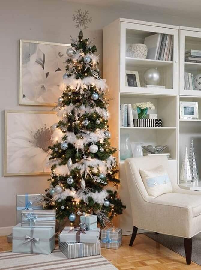 white christmas party for christmas tree Photo Design Feria