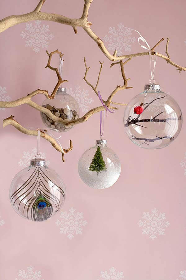 different models of Christmas tree ornament Foto The Decorating Files