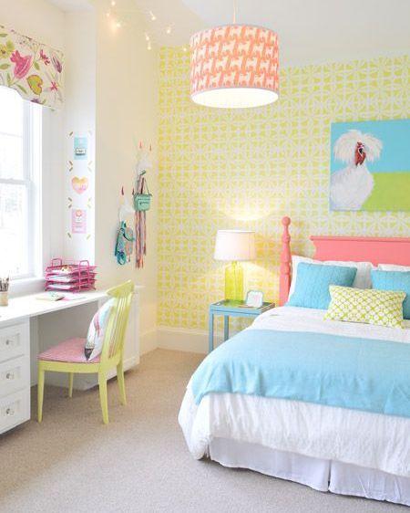 Papel de parede amarelo pastel