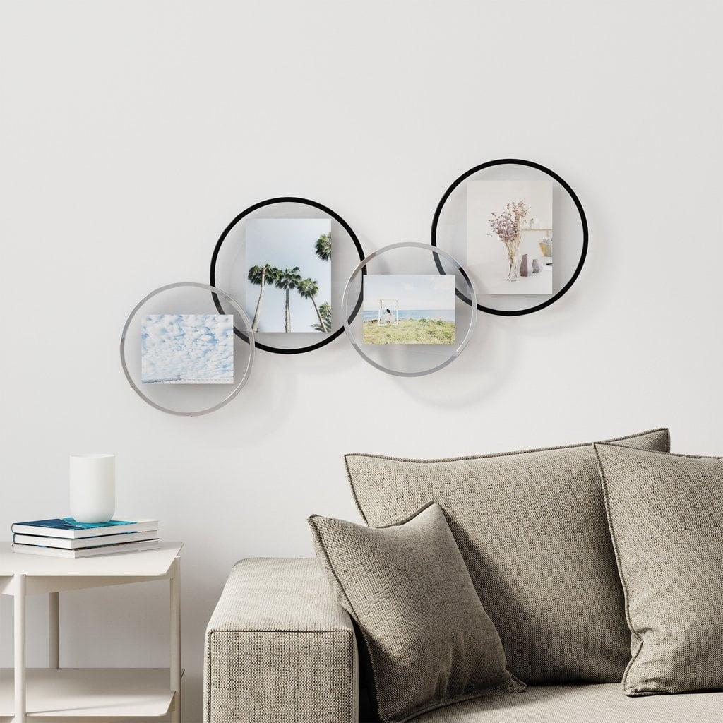 Porta retrato para parede moderno