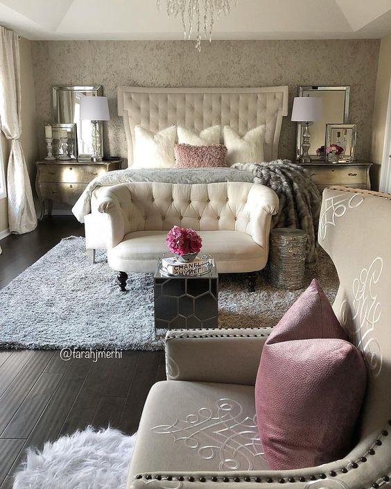 Sofá para quarto pequeno