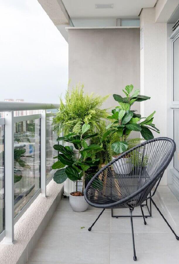 vasos de plantas para varanda pequena Foto Editions de l'Arkhan