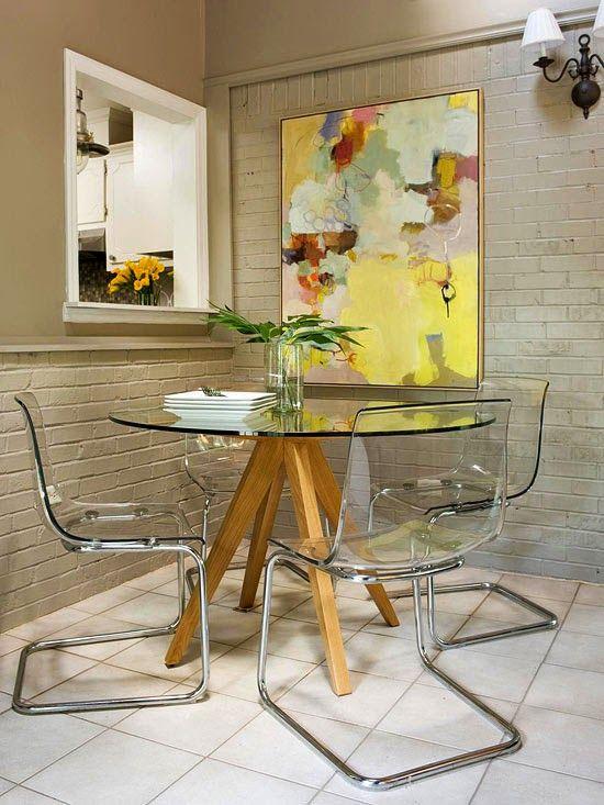 Base para mesa de vidro redonda