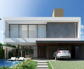 Revestimento para fachada - Via: Revista VD