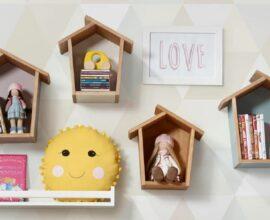 Modelo de nicho casinha em mdf