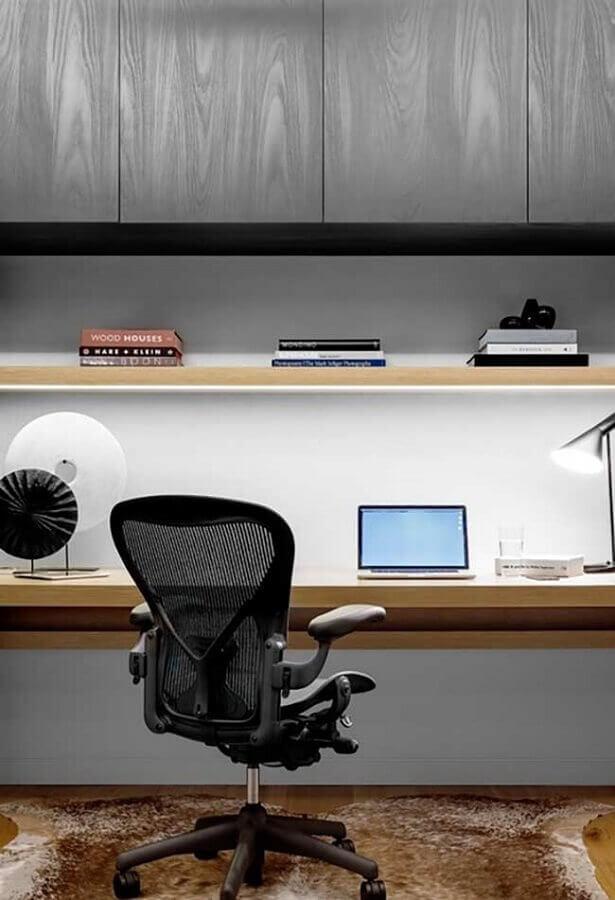 cadeira confortável para home office moderno Foto Home Fashion Trend