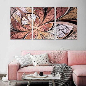 Quadros clássicos para sala de estar