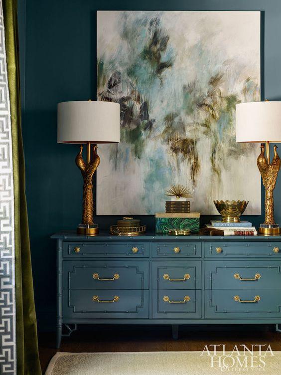 Quadros clássicos para sala de luxo