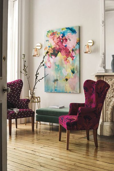 Decore sua sala com lindos quadros
