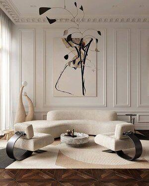 Quadros clássico para sala minimalista
