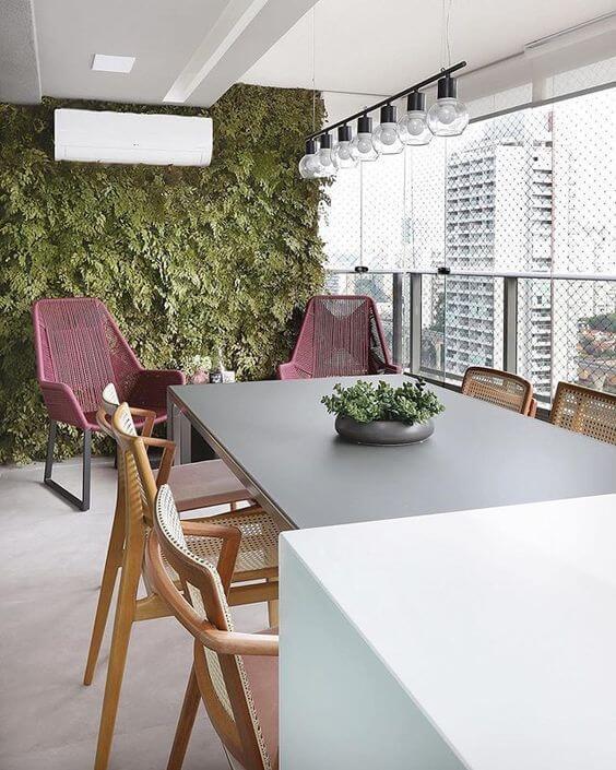 Quadros para varanda com plantas