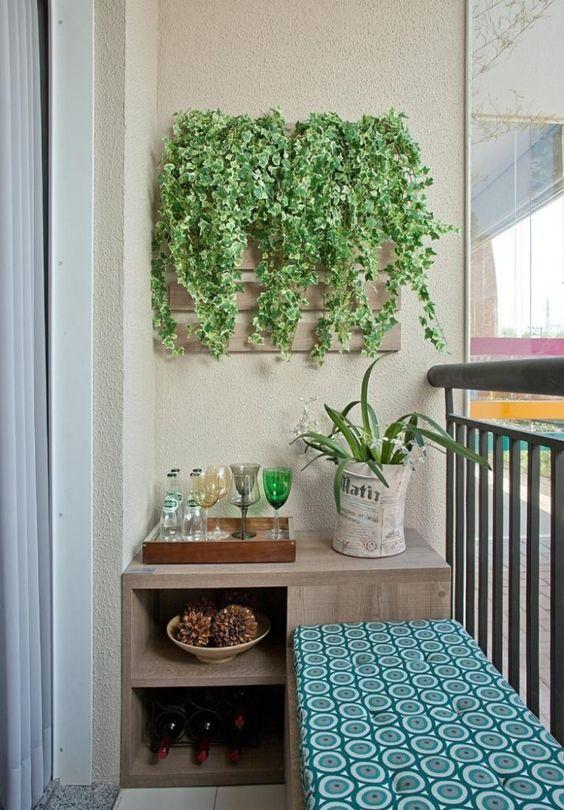 Quadros para varanda de plantas