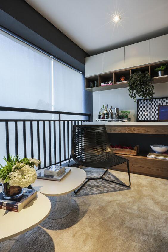 Quadros para varanda moderna