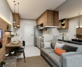 Descubra como visitar um apartamento sem sair de casa