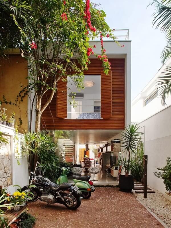 Projeto de casa sobrado perfeita para trazer mais aconchego