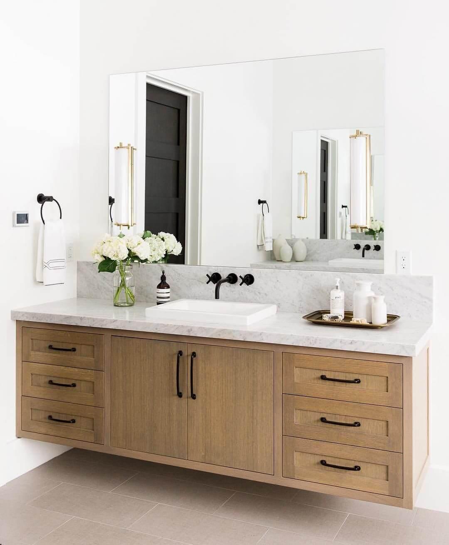 Apartamento com banheiro sem janela