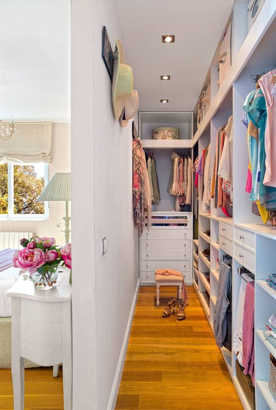 Como fazer um closet de gesso no seu quarto