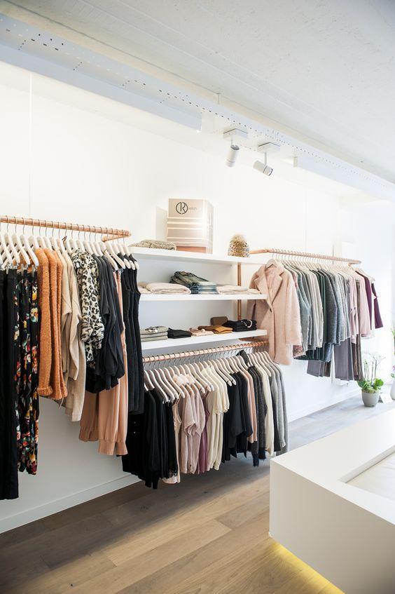 Aprenda as melhores maneiras de como fazer um closet