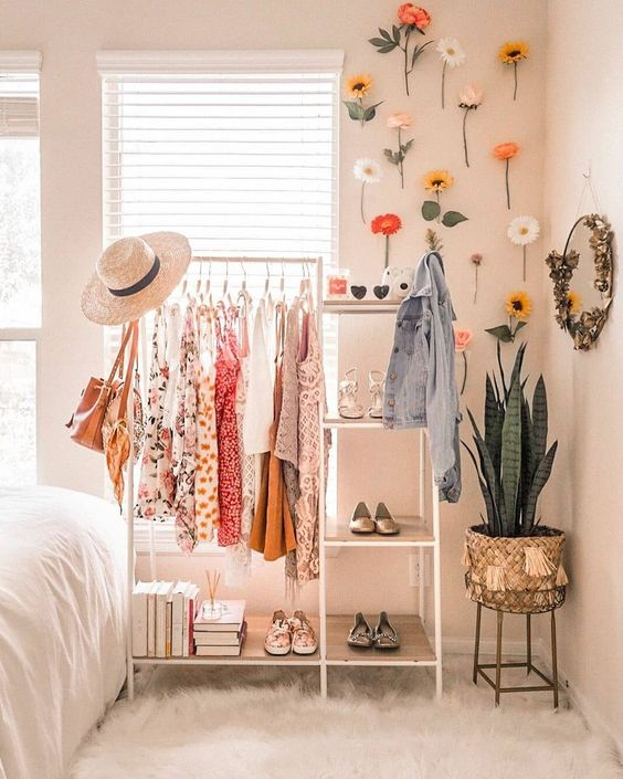 Decore seu closet com estilo