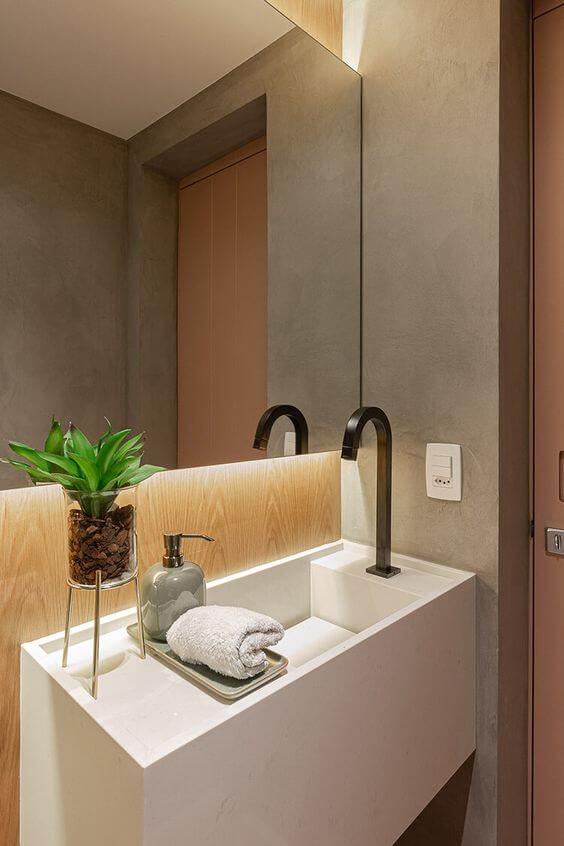 Kit acessórios para banheiro