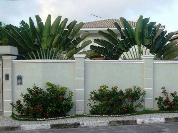 Muros bonitos cinza
