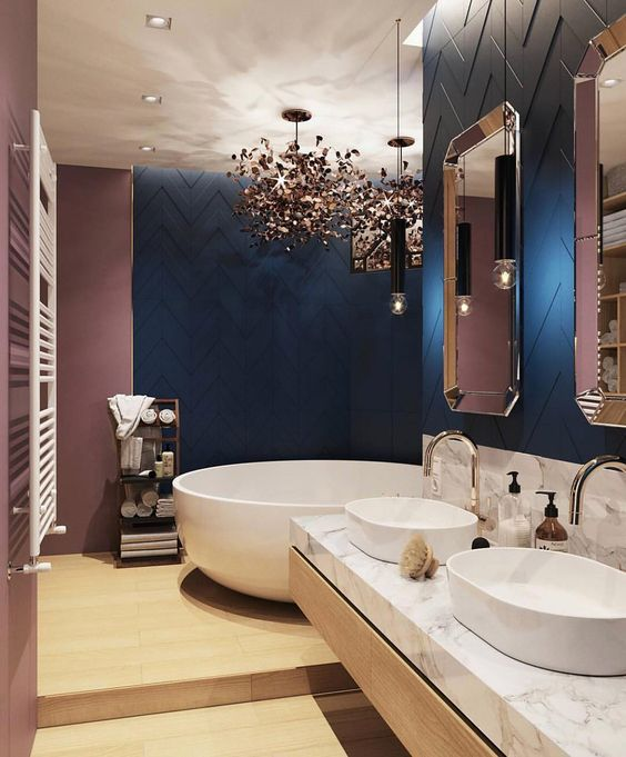 Capriche na decoração do banheiro
