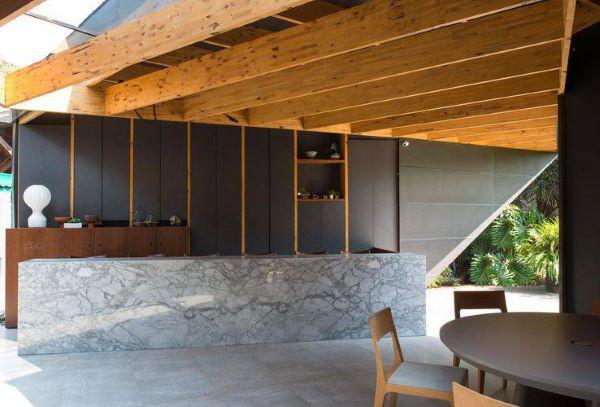 Casas com pergolados são lindas