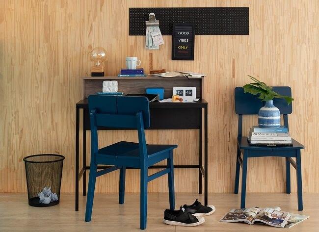 Cores, madeira e móveis com um toque de nostalgia são algumas das tendências para quartos 2021