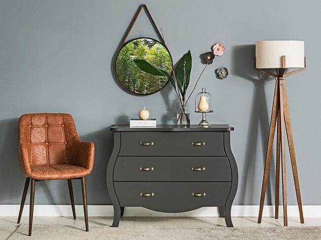 Móveis vintage trazem um toque nostálgico e são tendências para quartos em 2021