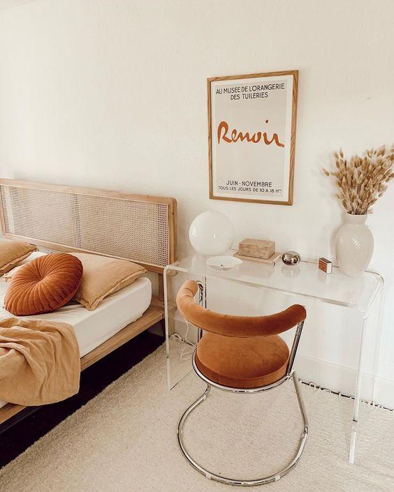 Cadeira para penteadeira simples