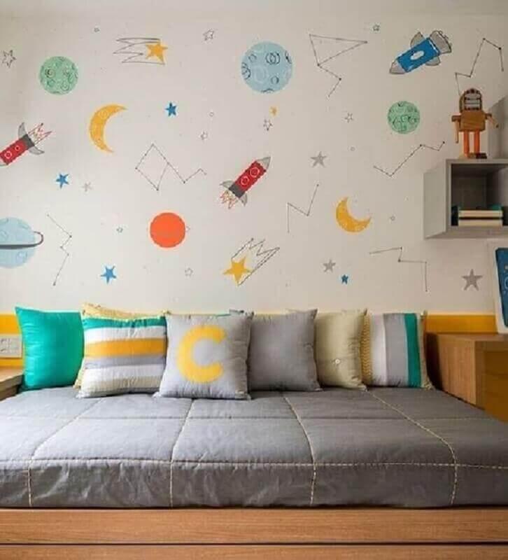 papel de parede para quarto de criança Foto Pinterest